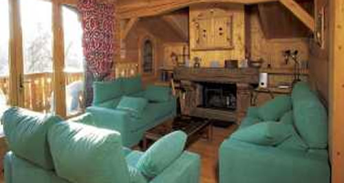 Luxury chalet Etfik